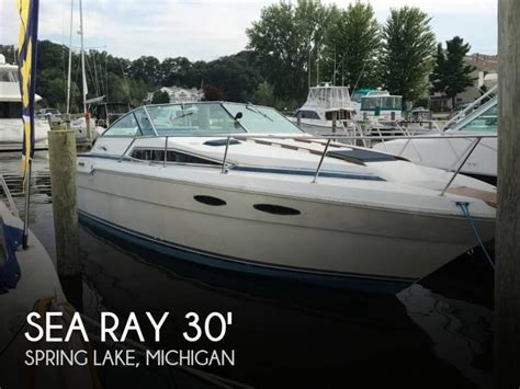 Used Sea Ray Boats In Michigan by Sea Ray Weekender Boats For Sale In Michigan