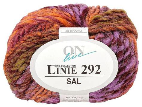 Online Wolle Linie 292 Sal, Inhalt