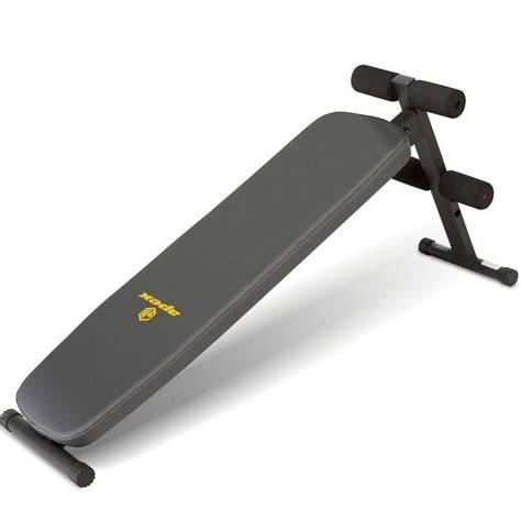 Incline Ab Bench by Sit Up Bench Adjustable Incline Decline Slant Board Ab