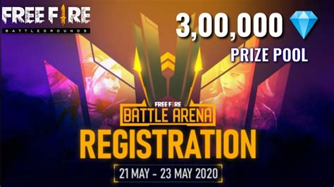 Then, click on freefire tournament and click on the 'join' button. How To Register Battle Arena Tournament Free Fire Battle ...