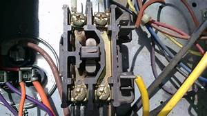 Hvac Contactor Wiring Diagram