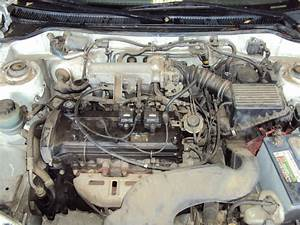 1996 Toyota Tercel  1 5l Engine  Manual 4 Speed  Color