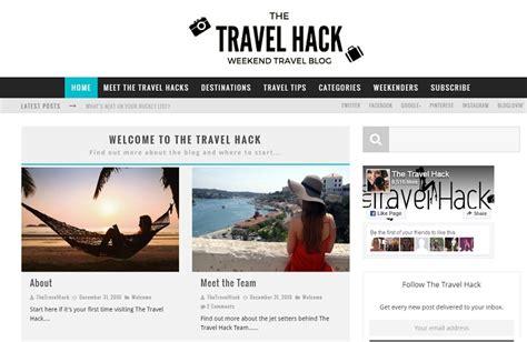 travel blogs uk top  vuelio