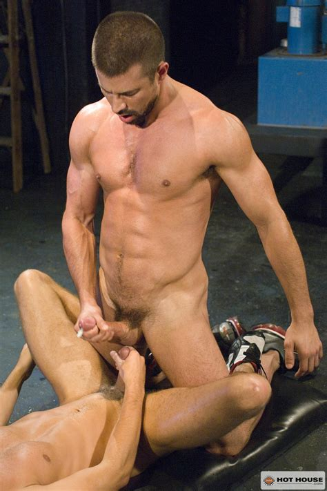 Cameron Marshall And Kyle King Gay Porn By Redixxmen