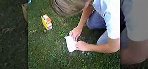 How to Make a vinegar and baking soda bomb « Explosives ...