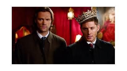 Dean Winchester Supernatural Sam Crown Jensen Larp
