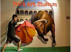 Trick Art Museum at iCity, Shah Alam, Malaysia