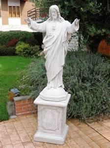 sacred of jesus statue religious statues