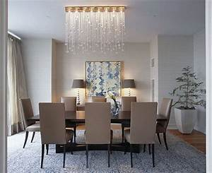 Crystal Lighting Ideas And Designs For Glamorous Dining