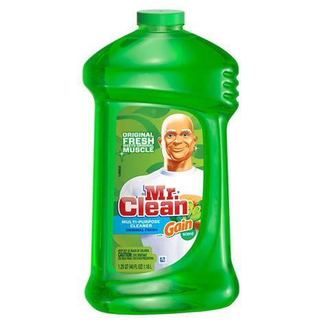 Mr. Clean 40 oz. Gain Scent Multi Purpose Cleaner
