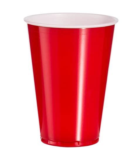 Bicchieri Di Rosso by Bicchiere Rosso Plastica Ps 10 Oz 300ml 2500 Pezzi Monouso