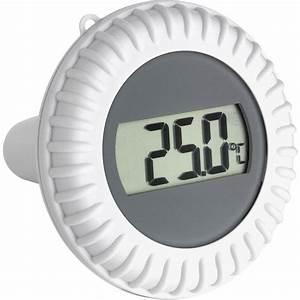 Thermometre Piscine Sans Fil : thermom tre de piscine tfa malibu noir sur le site ~ Dailycaller-alerts.com Idées de Décoration