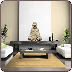 Deco Zen Salon : sticker bouddha stickers bouddhas zen ~ Melissatoandfro.com Idées de Décoration