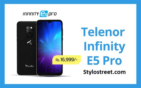 Telenor Infinity E5 Pro Review - Features, Display & Price ...
