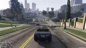 Grand Theft Auto V Gameplay - GTX 660 / i5 2500k 3.3Ghz ...