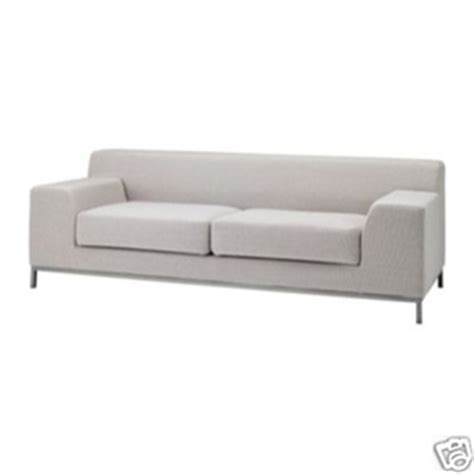 ikea kramfors sofa cover slipcover ris light gray by