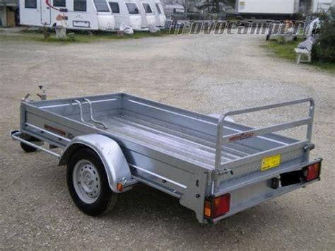 carrello porta auto usato carrello auto usato vendo