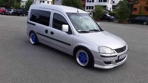 Opel Combo by Opel Combo C Bbs
