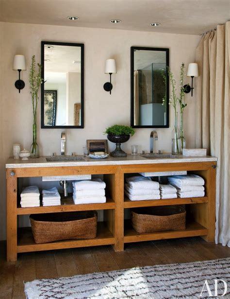 refresheddesigns  stunning modern rustic bathrooms