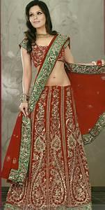 Wedding Dress for Indian Bride