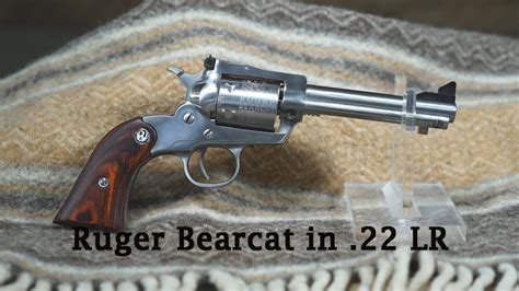Lipseys Gun Of The Month Ruger Bearcat In 22 Lr