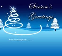 seasons greetings digital card by elliste on deviantart