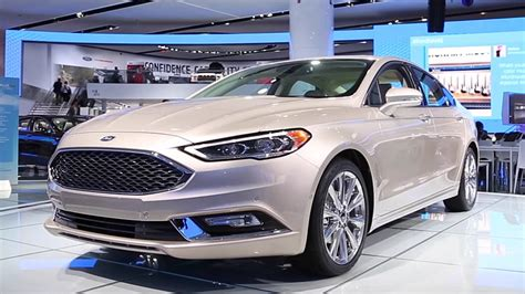 improvements   model year ford fusion