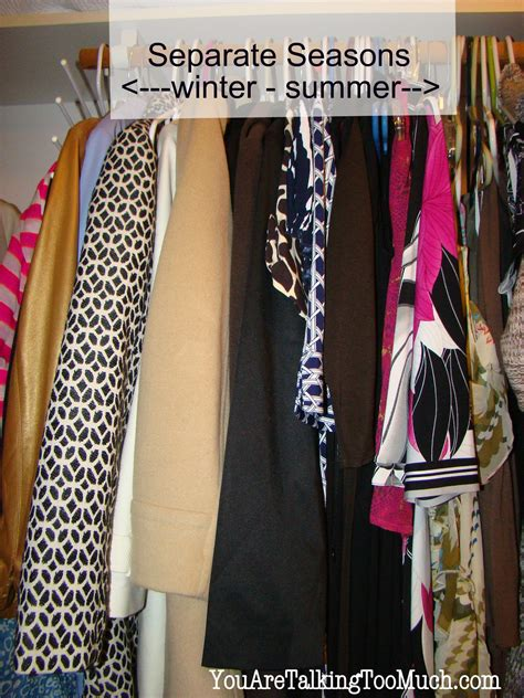 organizing your closet part 2 before you purge
