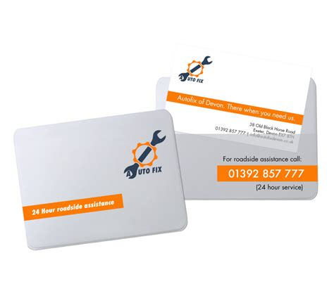 branded contract card holders promotional items badger