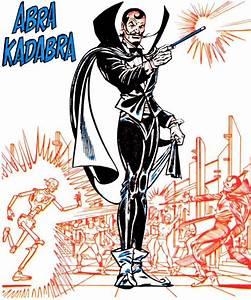 Citizen Abra (New Earth) - DC Comics Database  Abra