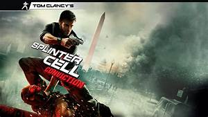 Splinter Cell: Conviction High-Def Wallpapers