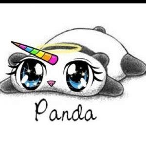 pandababy pandacorn kawaii image  theflayingpanda