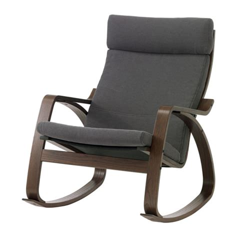 poang rocking chair grey po 196 ng rocking chair finnsta grey ikea