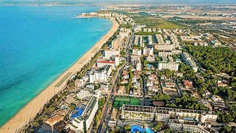 Hotels El Arenal Karte