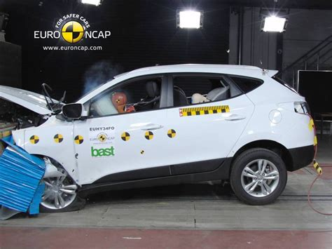 crash test si鑒e auto athens car crash test hyundai ix35 2010