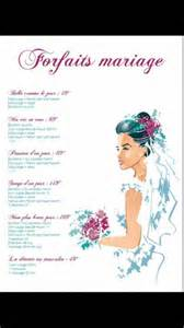 prix maquillage mariage devis maquillage coiffure a domile prix 1 photo avant le mariage