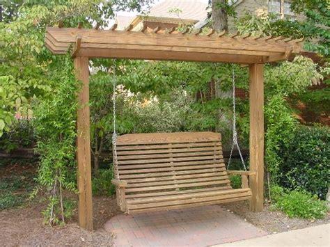 best 25 arbor swing ideas on pergola swing swings and garden swings