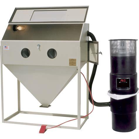 Blast Cabinets by Alc Steel Abrasive Blast Cabinet 48in Model 40411