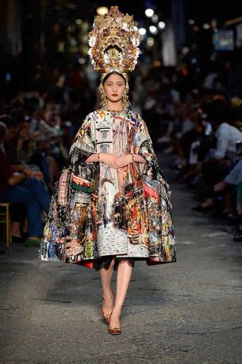 Dolce&Gabbana Alta Moda Fall 2016 Collection | Tom + Lorenzo
