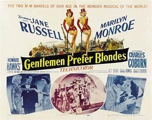 Gentlemen Prefer Blondes and But Gentlemen Marry Brunettes ...