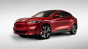 Ford unveils electric Mustang SUV - CHCH