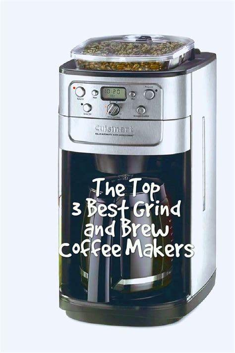 Coffee beans have their own natural oil, which makes the espresso taste good. Best Bean to Cup Coffee Makers | Coffee maker with grinder ...