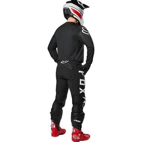 black friday motocross gear fox racing flexair preest limited edition gear kit black