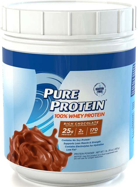 Amazon.com: Pure Protein® 100% Whey Powder - Rich