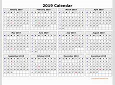 Download Kalender 2019 Pdf Home Design Decorating Ideas