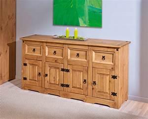 Meuble Pin Pas Cher : meuble cuisine en pin pas cher survl com ~ Teatrodelosmanantiales.com Idées de Décoration