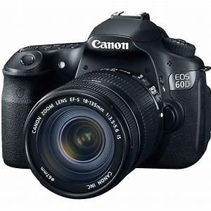 Eos 60 D : canon eos 60d dslr camera kit with canon ef s 18 135mm 4460b004 ~ Watch28wear.com Haus und Dekorationen