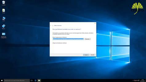 m騁駮 sur bureau windows 7 windows 10 comment créer instantanément un point de restauration ginjfo
