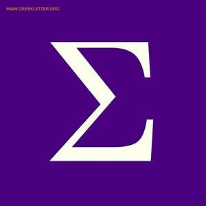 greek letter sigma levelings With sigma pi greek letters