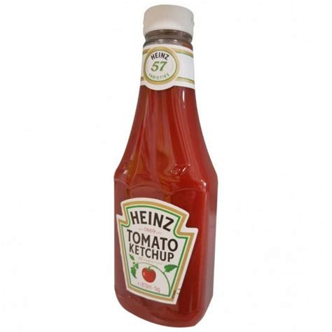 Heinz Tomato Ketchup 1kg   Approved Food